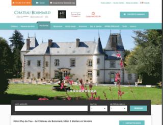chateau-boisniard.com screenshot