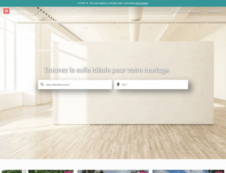 chateau-labastide-beauvoir.abcsalles.com screenshot