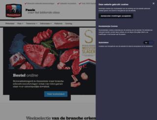chateaubriand.nl screenshot