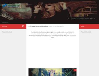 chatgratis.ro screenshot
