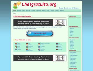 chatgratuito.org screenshot