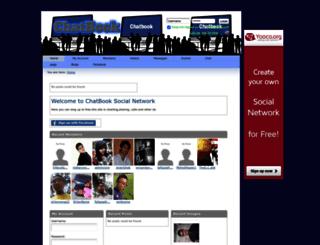 chatingbookbd.yooco.org screenshot
