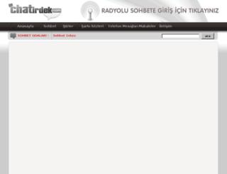 chatirdek.com screenshot