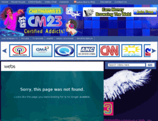 chatmania23.tv screenshot