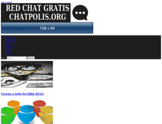 chatpolis.org screenshot