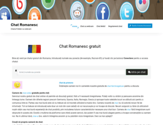 chatromanesc.info screenshot
