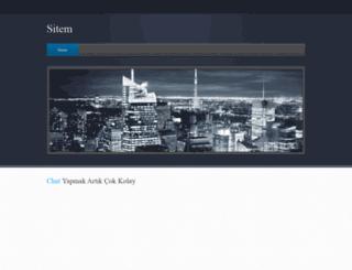 chatsohbet.weebly.com screenshot