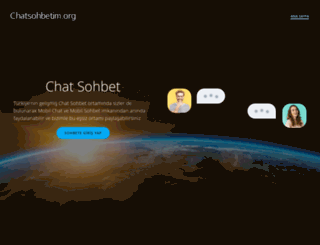 chatsohbetim.org screenshot