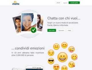 chatta.it screenshot
