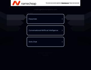 chattingwithchampions.com screenshot