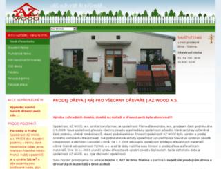 chaty-domy.cz screenshot