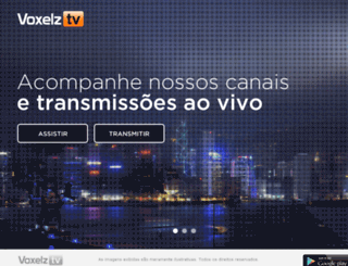 chatz.com.br screenshot