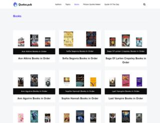 chaudierebooks.com screenshot