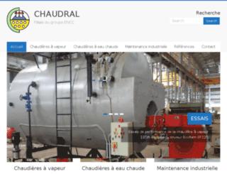chaudral.tk screenshot