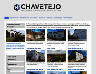 chavetejo.com screenshot