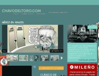 chavodeltoro.com screenshot
