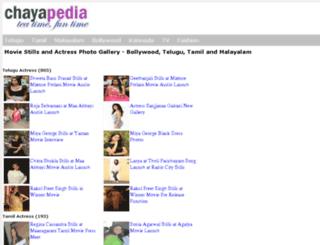 chayapedia.com screenshot