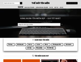 chayquangcao.com screenshot