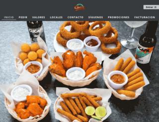 chazz.com.mx screenshot