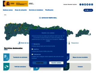 chcantabrico.es screenshot