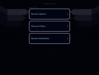 cheap-cig.com screenshot