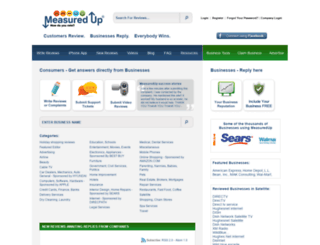 cheap-fare-guru-reviews.measuredup.com screenshot