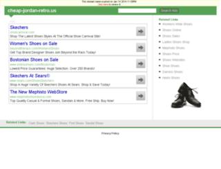 cheap-jordan-retro.us screenshot