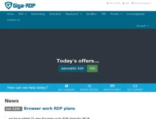 cheap-rdp.com screenshot