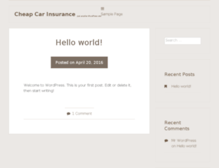 cheapcarinsuranceinfo.org screenshot