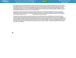 cheapcartierglasses.webpaper.co screenshot
