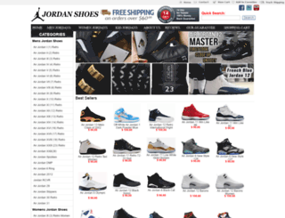 cheapjordanonline.com screenshot