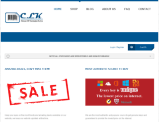 cheaplicensekeys.com screenshot