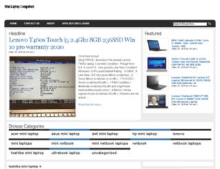 cheapmininetbooklaptop.com screenshot