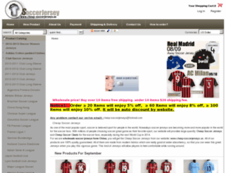 cheapsoccerjerseys2012.com screenshot