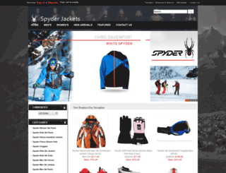 cheapspyder.com screenshot