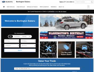 cheapsubarus.com screenshot