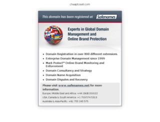 cheaptosell.com screenshot