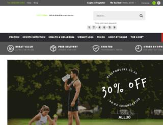 cheapuksupplements.com screenshot