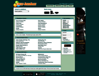 cheat-database.com screenshot