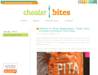 cheaterbites.com screenshot