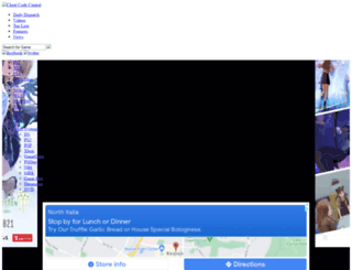 cheatindex.com screenshot