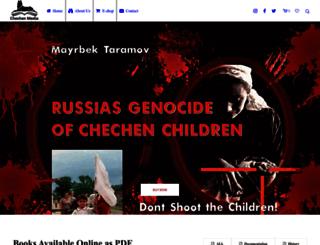chechenmedia.com screenshot