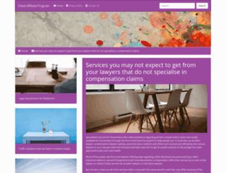 check-affiliate-program.com screenshot