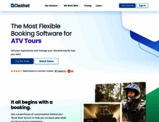 checkfront.com screenshot