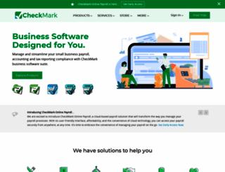 checkmark.com screenshot