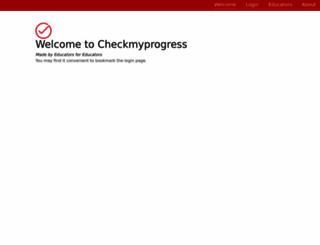 checkmymark.com screenshot