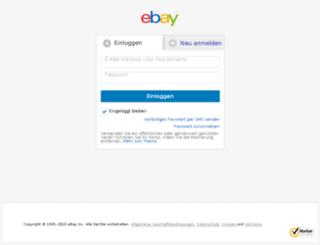checkout.ebay.at screenshot