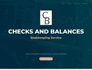 checksandbalancesma.com screenshot