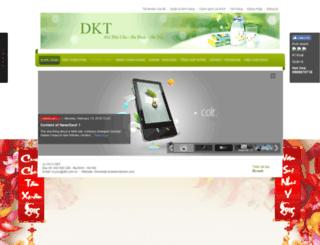 checksite.bizwebvietnam.com screenshot