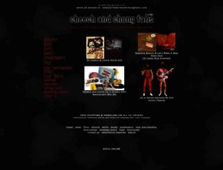 cheechandchongtour.com screenshot